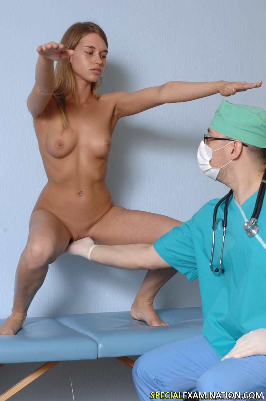 Quite free doctor bondage stories