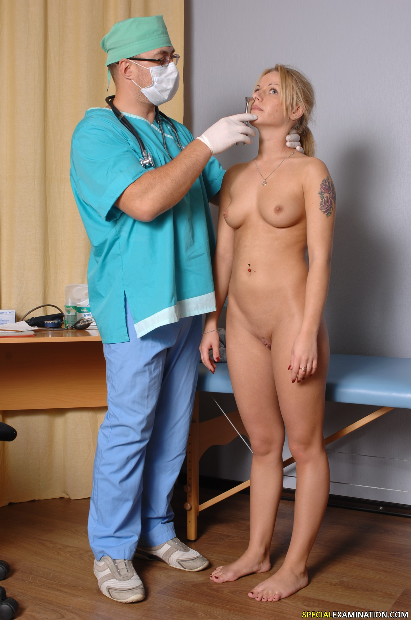 Videos Female physical exam