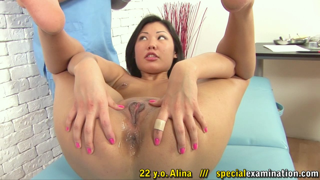 Explain more asian girl rectal torture medical exam really. was