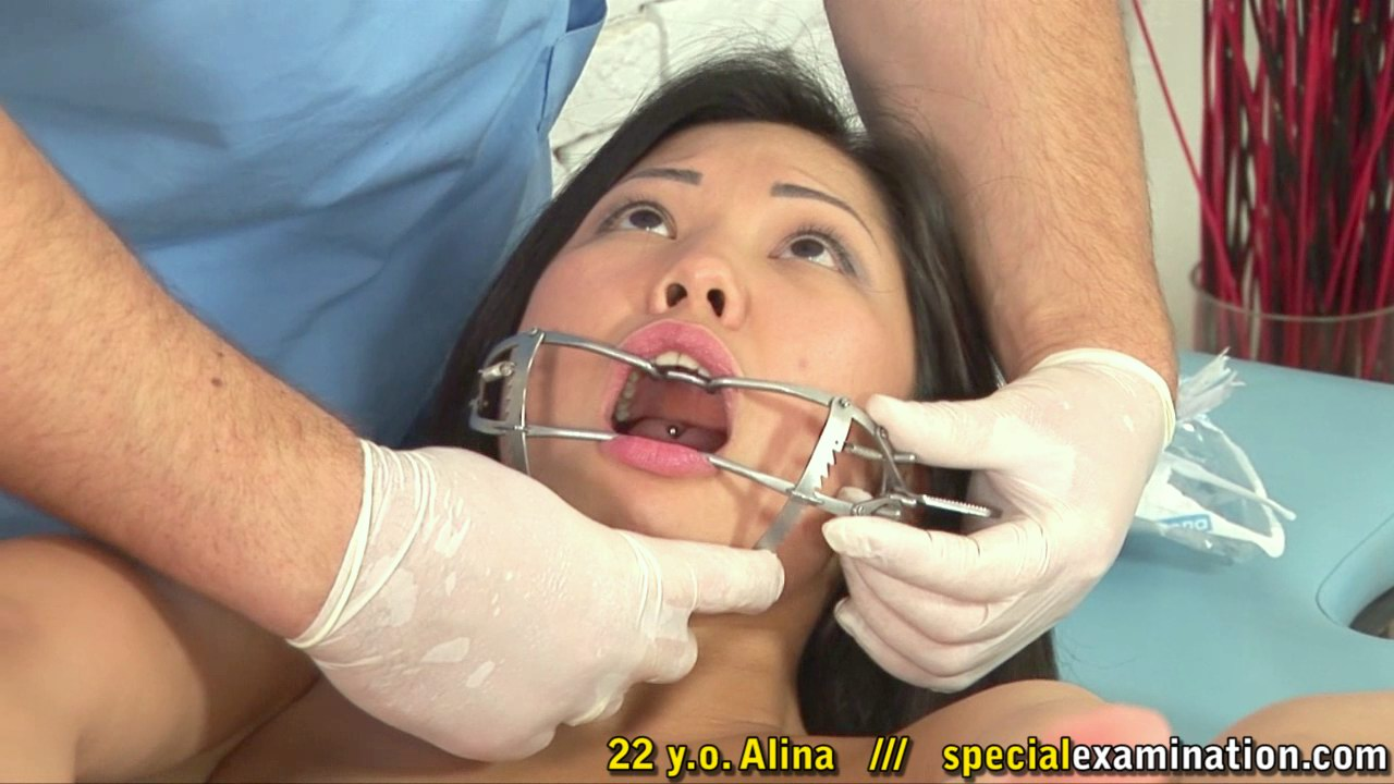 Opinion you asian girl rectal torture medical exam